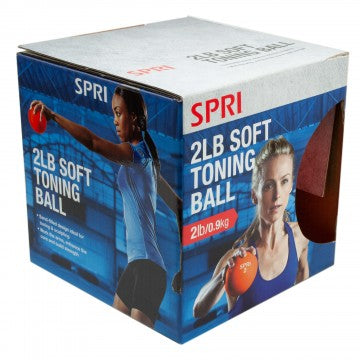 Soft Toning Weight Ball