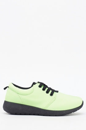 Verde Green Trainers