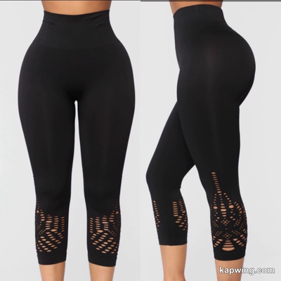 Mind Leggings - Black