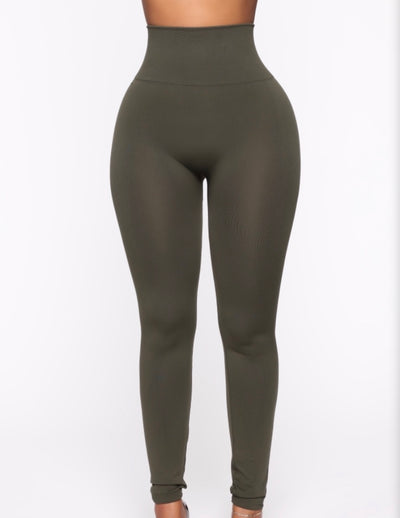 Operator High Rise Legging