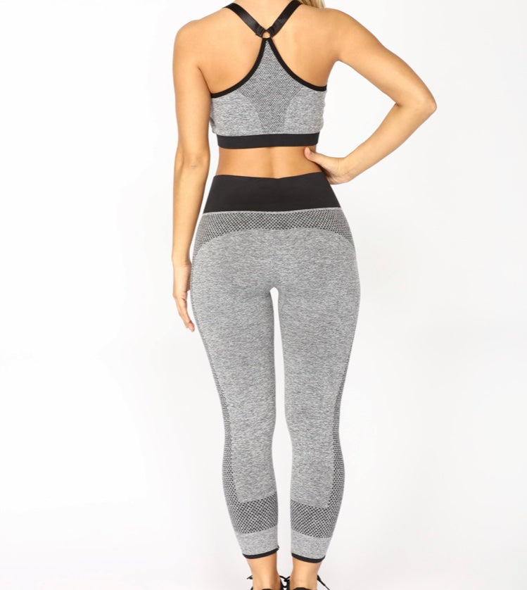 Move Active Pant Set - Black