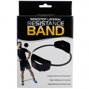 Side Step Lateral Resistance Band