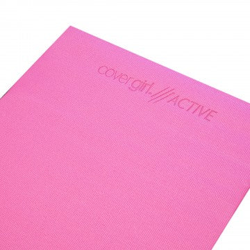 Cover Girl Active Pink Yoga Mat