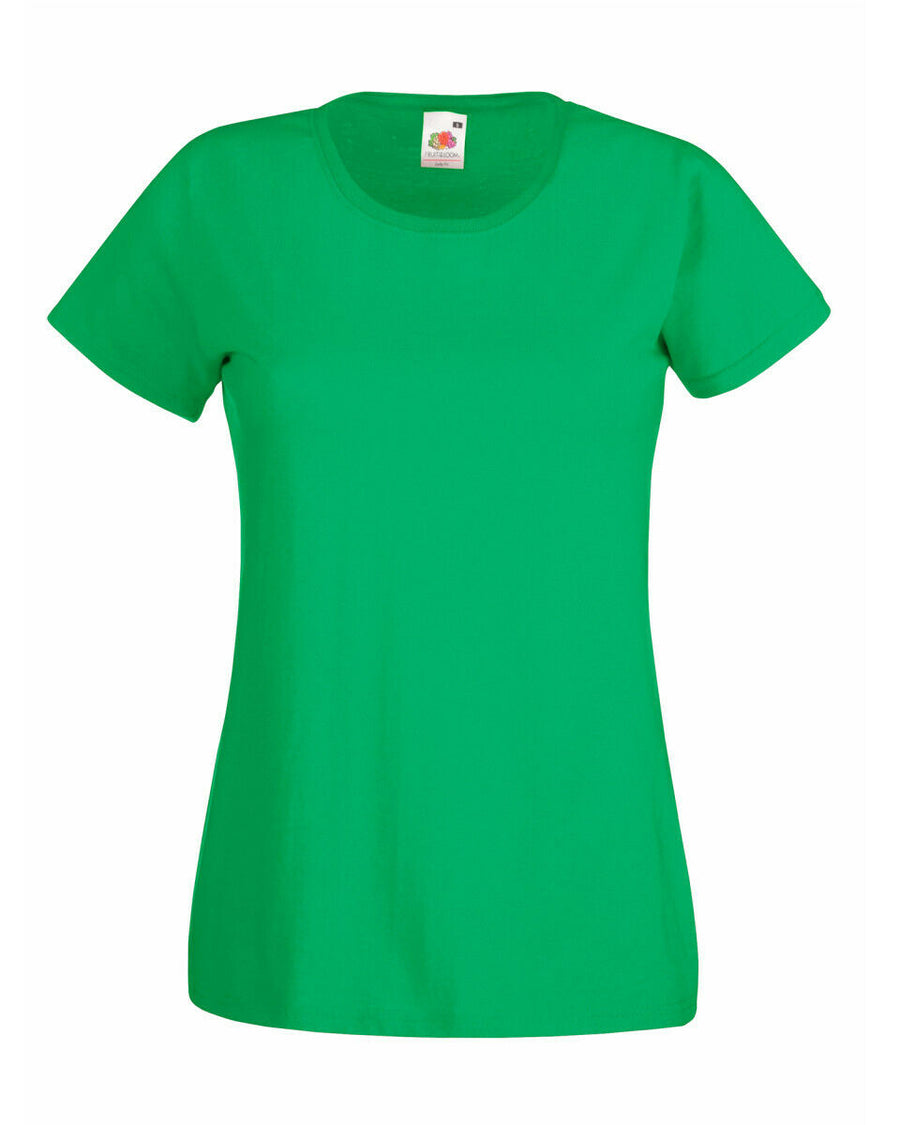 Cotton Tshirt Kelly Green
