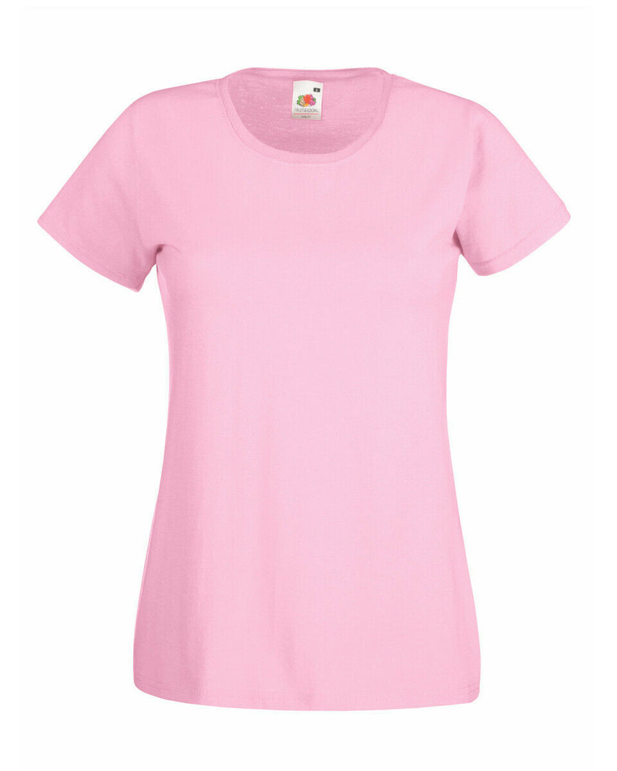 Cotton Tshirt Light Pink