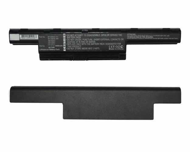 Packard Bell EasyNote TM81 Battery - BGAC4551NB3