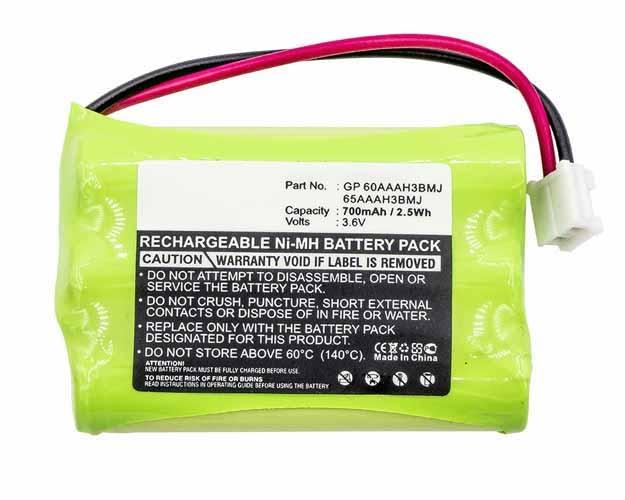 AEG 60AAAH3BMJ Battery - BG-CPB80112