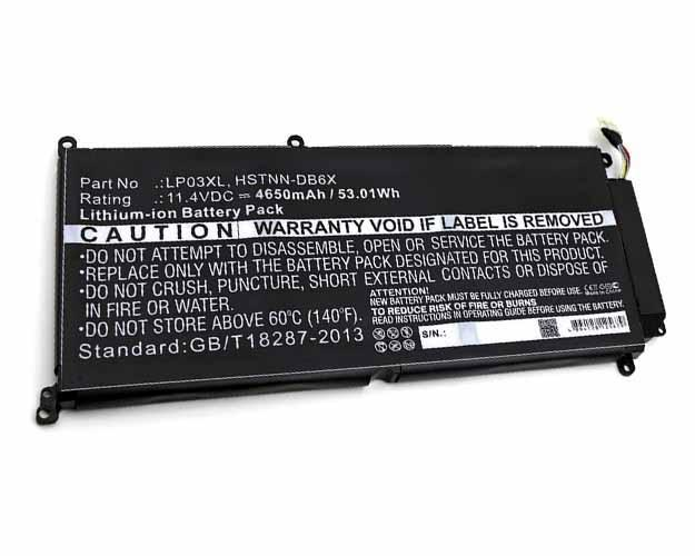 HP TPN-C121 Battery - BGHPE158NB
