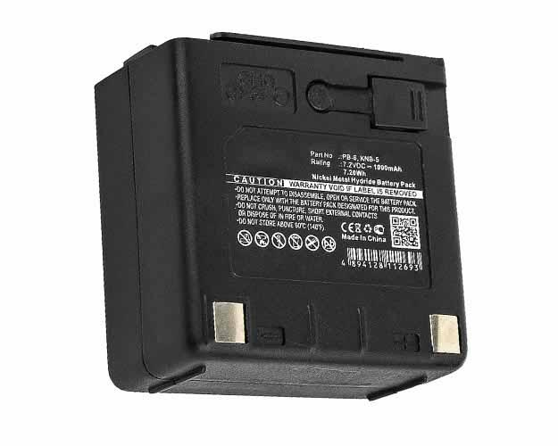 Kenwood TK-340D Battery - BG-KNB250TW2