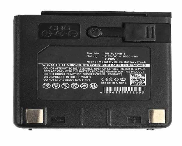 Kenwood TK-340D Battery - BG-KNB250TW3