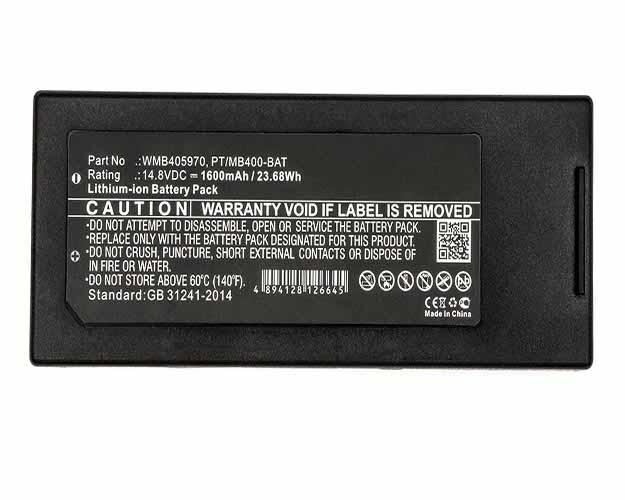 Sato TH208 Battery - BG-STH208SL3