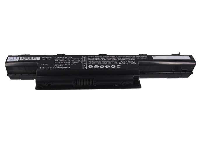 Packard Bell EasyNote TM01 Battery - BGAC4551HB3