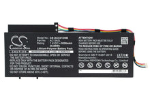 Load image into Gallery viewer, Acer AC13A3L Battery - BG-ACX313NB2