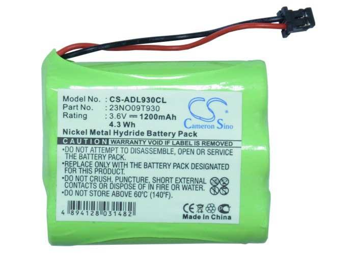AEG 124402 Battery - BGADL930CL3