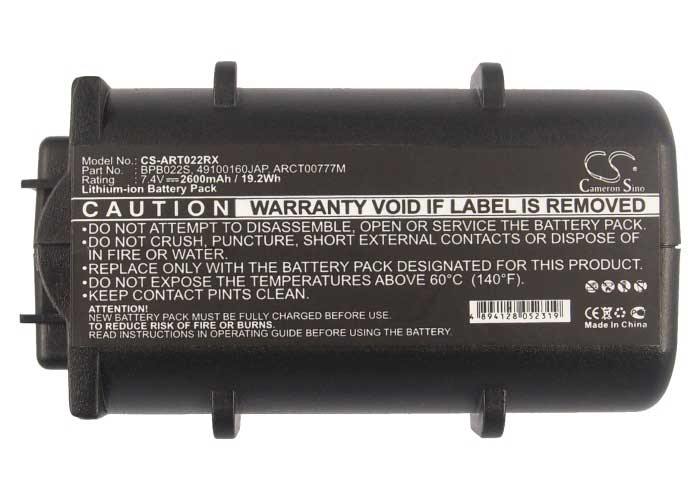 CS-ART022RX Battery - BG-ART022RX3