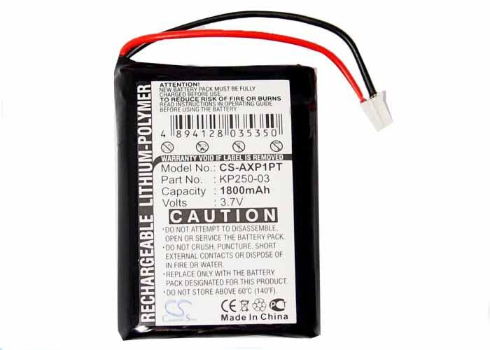 CS-AXP1PT Battery - BG-AXP1PT3
