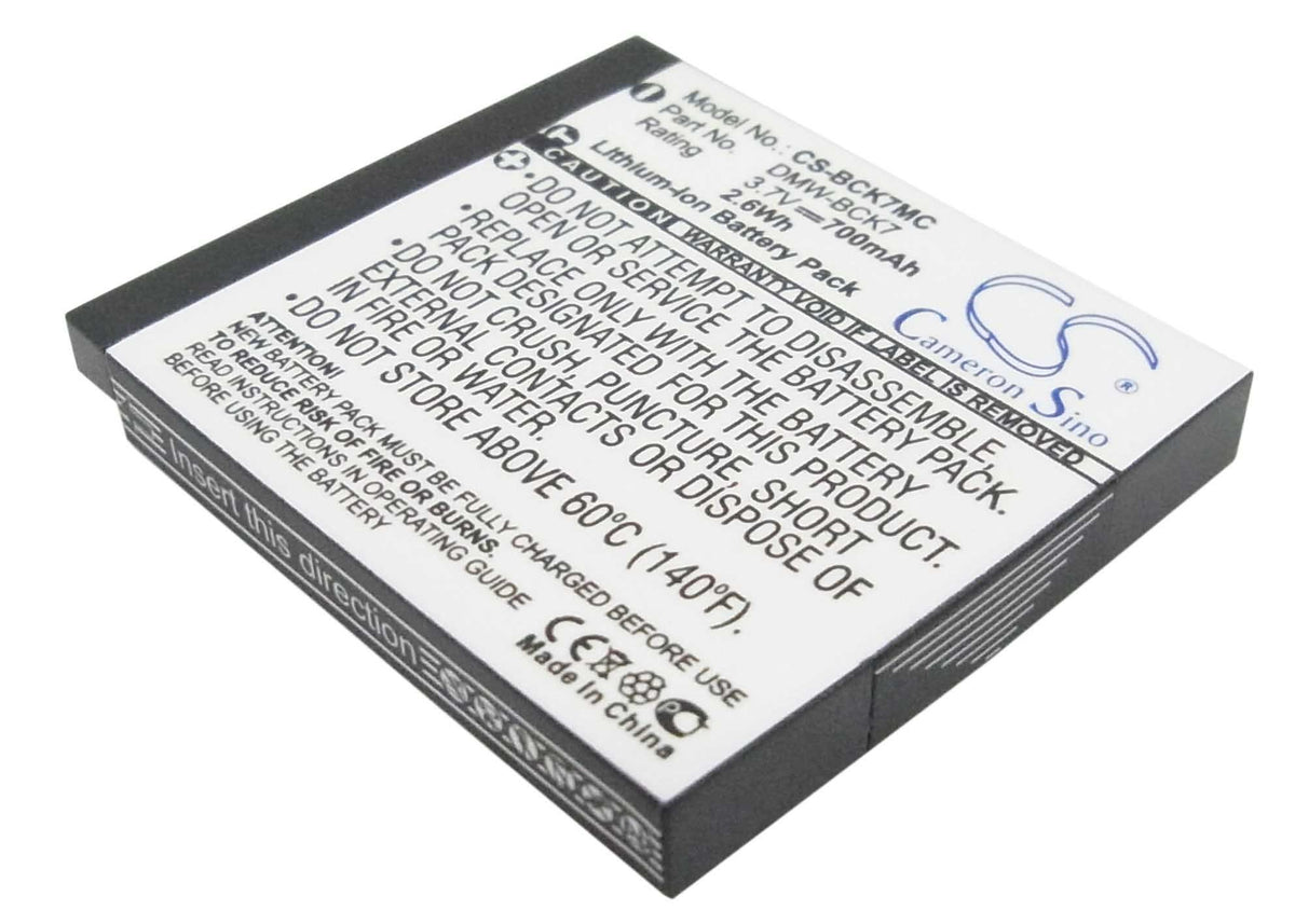 NEW Genuine Panasonic Lumix NCA-YN101G NCA-YN101H NCA-YN101J Battery