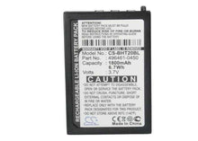 Load image into Gallery viewer, Denso BHT-604B Battery - BG-BHT20BL3