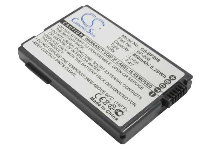 Canon BP-208DG Battery - BG-BP2082