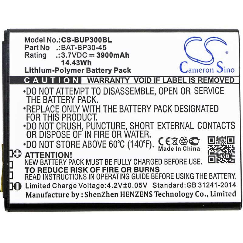 Bluebird BP30 Battery - BGBUP300BL3
