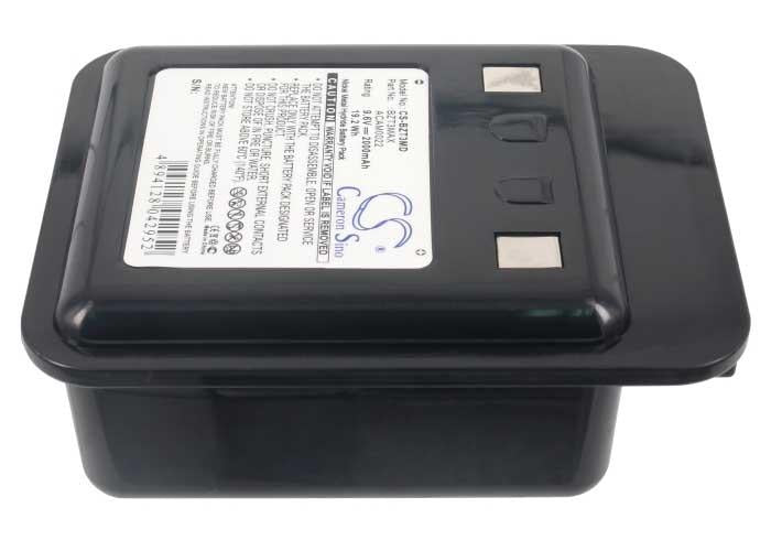 Bullard BZT3MAX Battery - BG-BZT3MD2