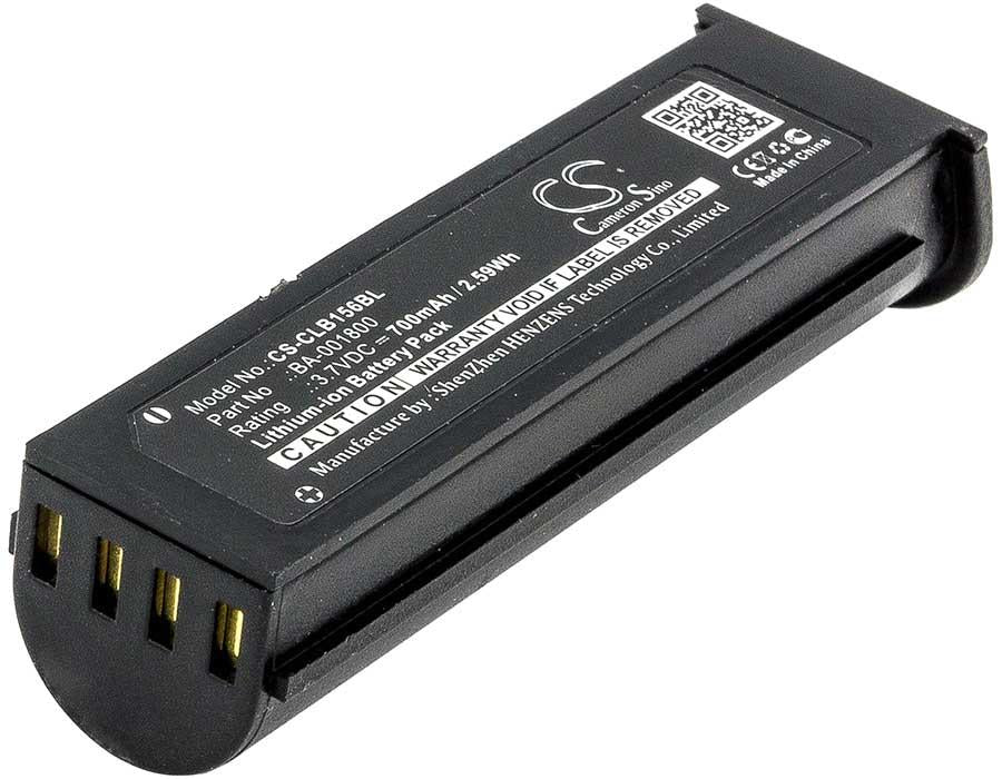 CipherLab 1562 Battery - BG-CLB156BL2