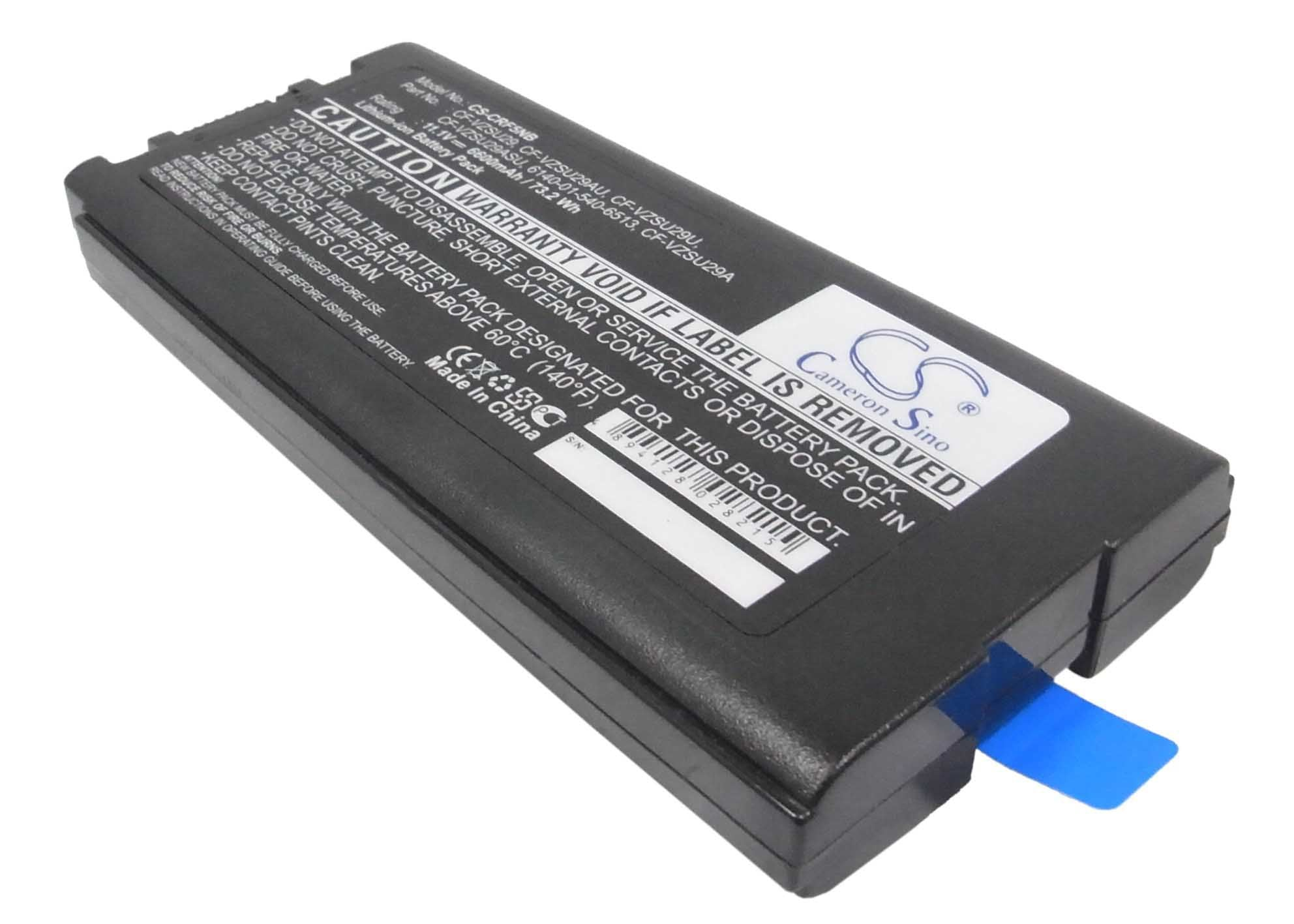 Panasonic ToughBook CF29 Battery - BGCRF5NB2
