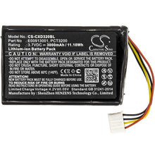 Load image into Gallery viewer, C-One e-ID Battery - BG-CXD320BL2