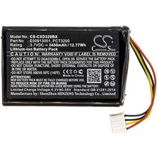 Load image into Gallery viewer, C-One e-ID Battery - BG-CXD320BX2