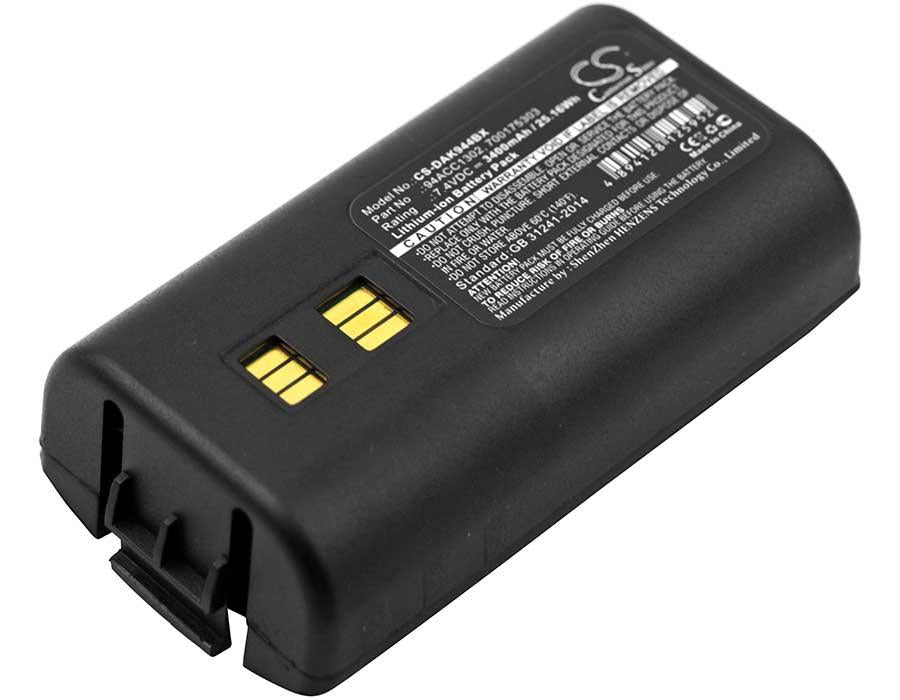 Datalogic 94ACC1302 Battery - BGDAK944BX