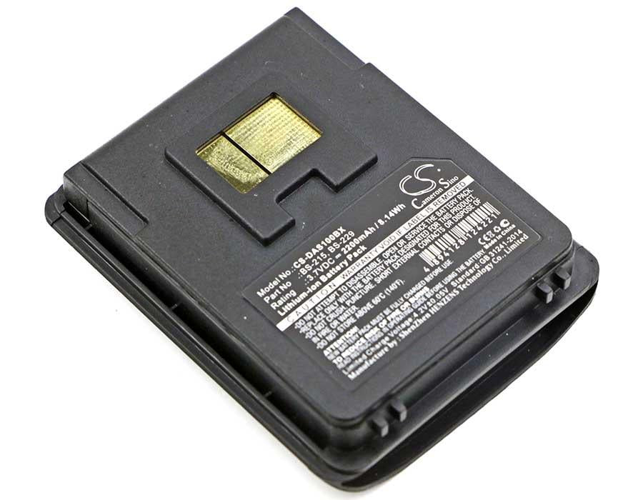 Datalogic 127021591 Battery - BG-DAS100BX1