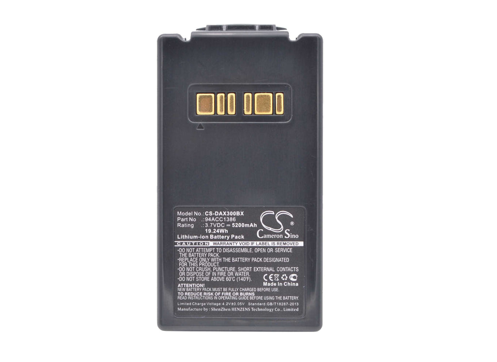 Datalogic 94ACC1386 Battery - BG-DAX300BX3