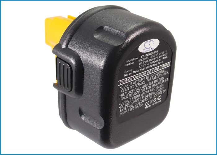 Dewalt DC542K Battery - BG-DEW283PW2