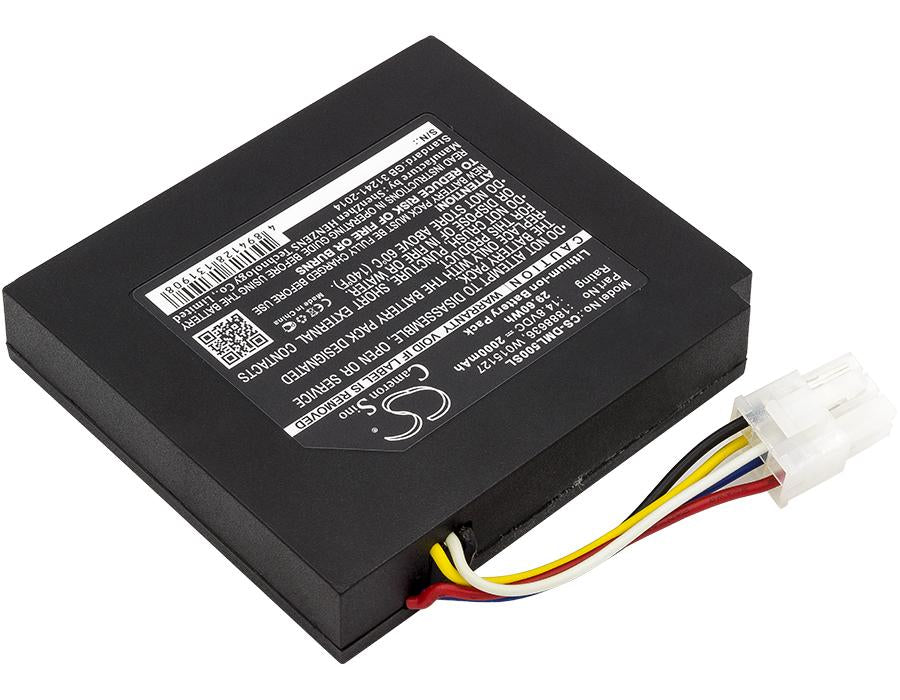 DYMO W015127 Battery - BGDML500SL2