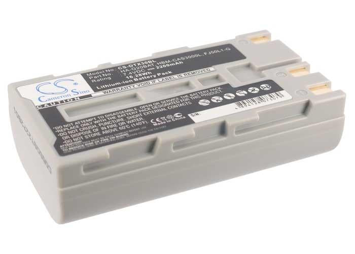 Casio DT-X30 Battery - BG-DTX30BL2