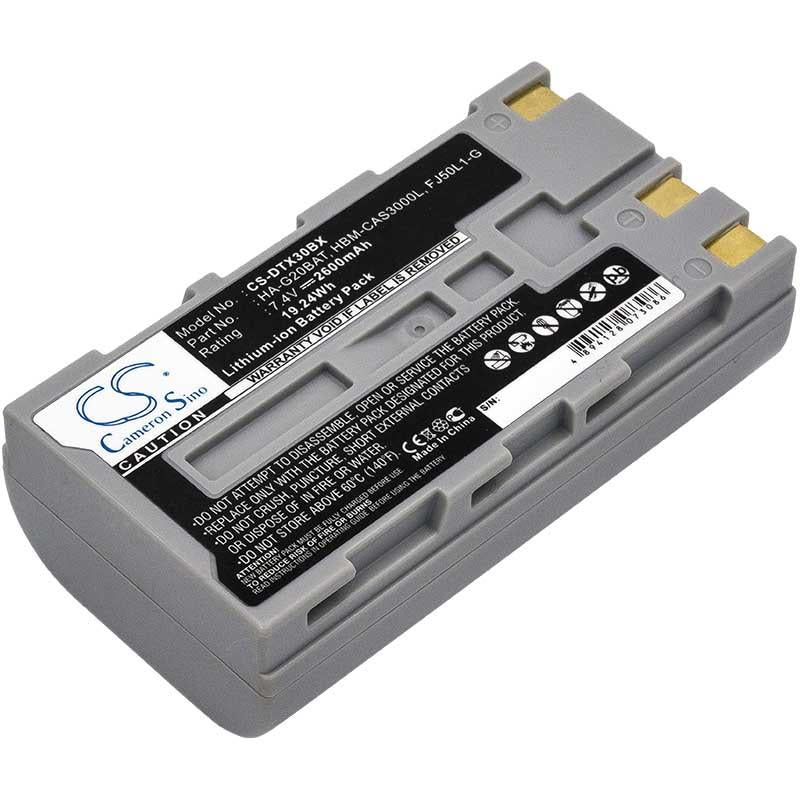 Casio DT-X30 Battery - BG-DTX30BX1