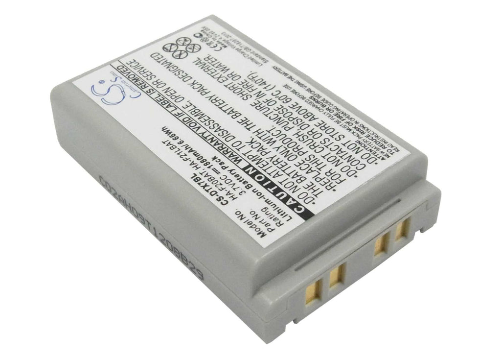 Casio HA-F21LBAT Battery - BG-DTX7BL2