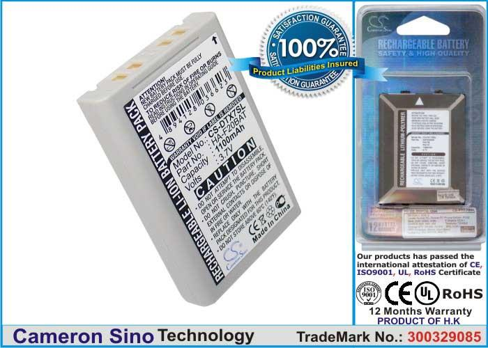 Casio DT-X7M30R Battery