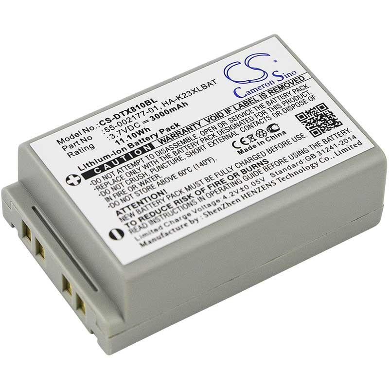 Casio DT-X8 Battery - BGDTX810BL