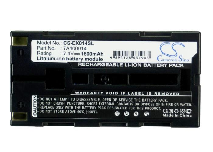 Extech ANDES 3 Battery - BG-EX014SL3