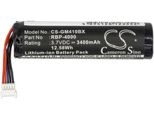 Load image into Gallery viewer, Datalogic GM4100-BK-433Mhz Battery - BG-GM410BX2