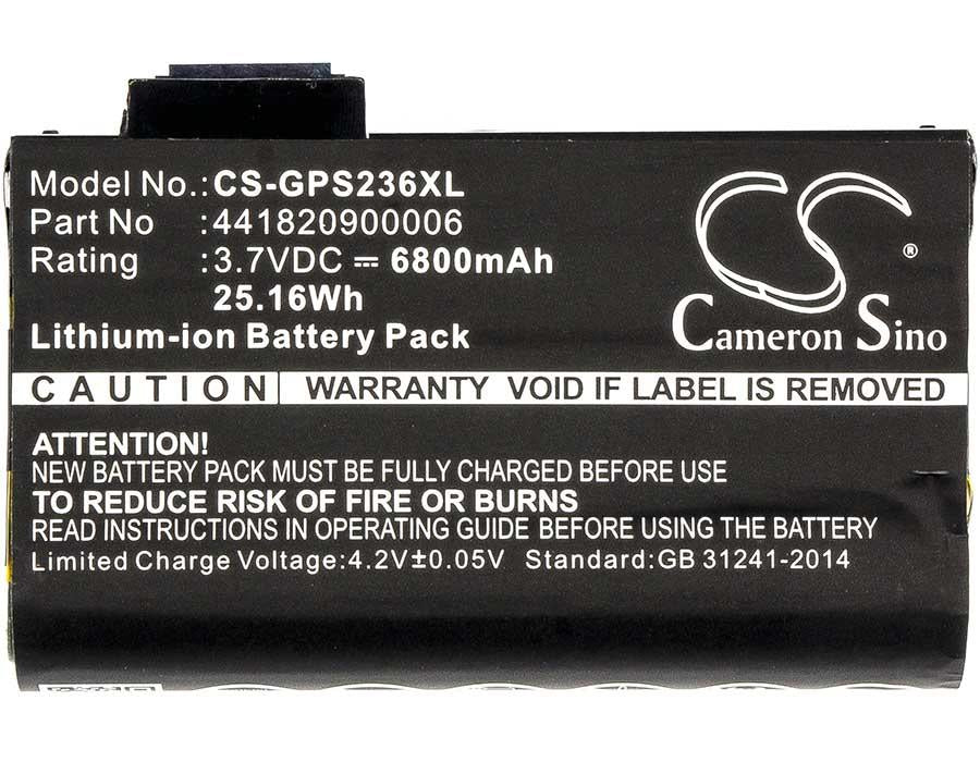 AdirPro 441820900006 Battery - BGGPS236XL3
