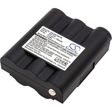Load image into Gallery viewer, Midland GXT550VP4 Battery - BG-GXT300TW2