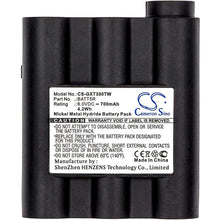 Load image into Gallery viewer, Midland GXT555VP4 Battery - BG-GXT300TW3