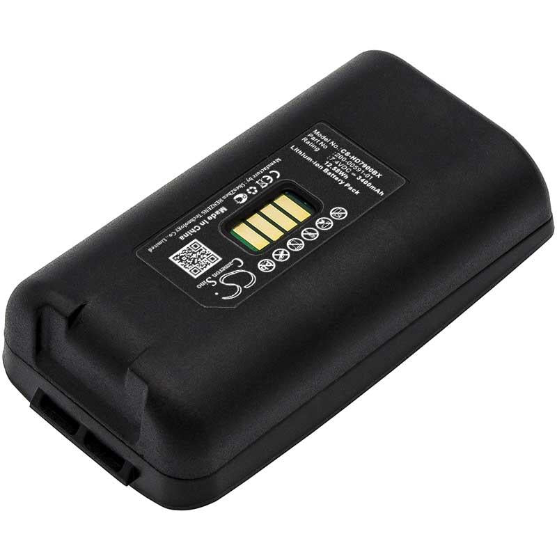 Honeywell LXE MX6 Battery - BG-HD7900BX2