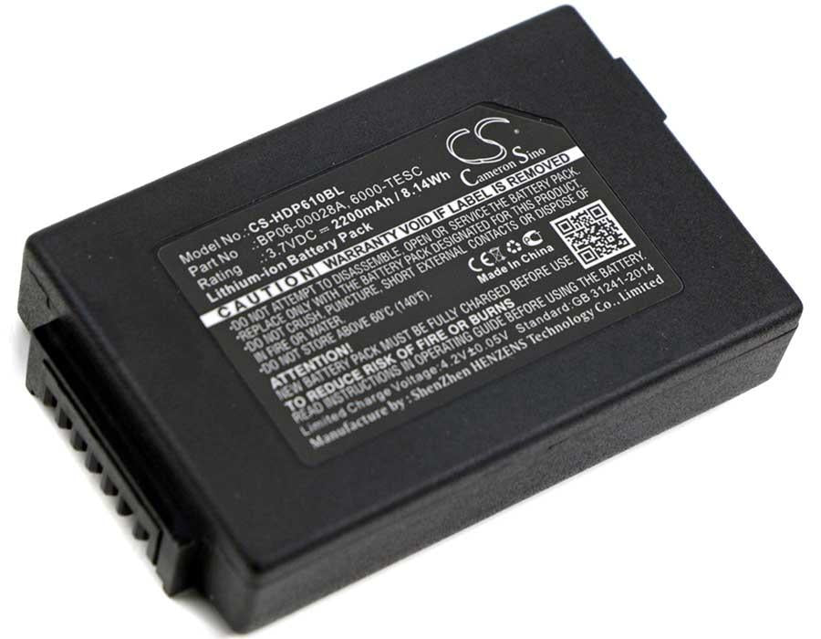 Honeywell Dolphin 6110 Battery - BGHDP610BL2