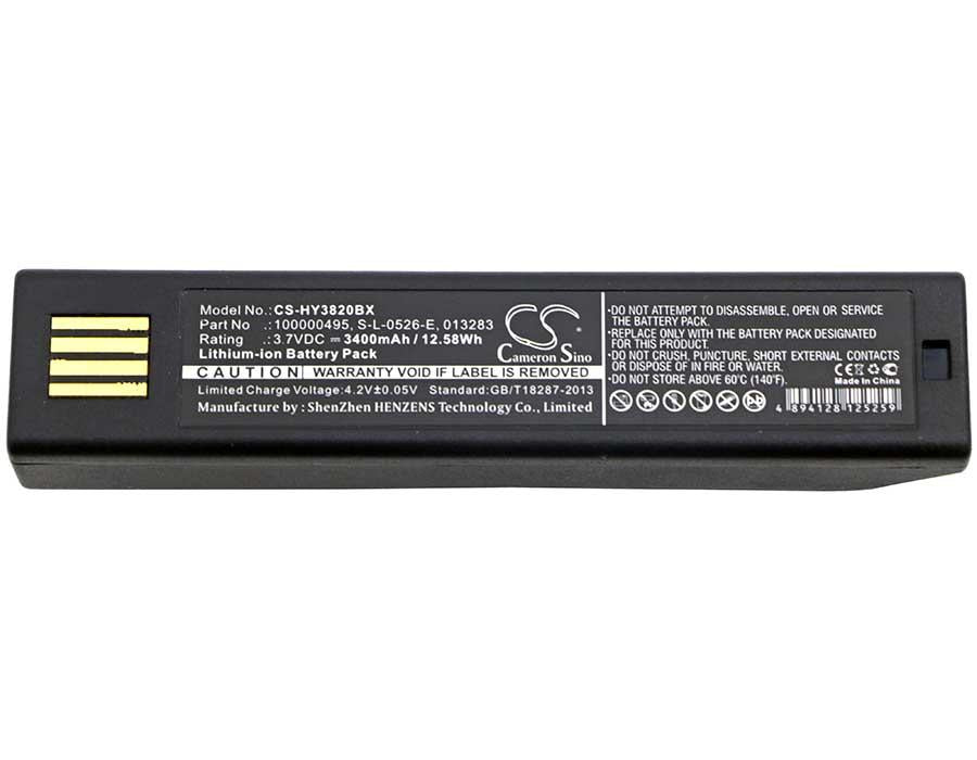 Honeywell 6320 Battery - BGHY3820BX3