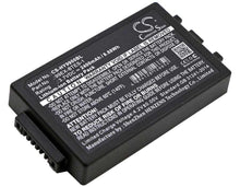 Load image into Gallery viewer, Honeywell 99EX-BTES-1 Battery - BG-HY9900BL2