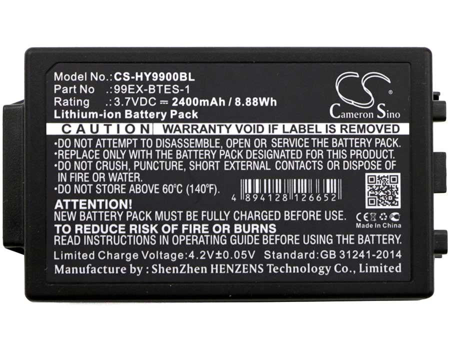 Honeywell Dolphin 99GX Battery - BGHY9900BL3