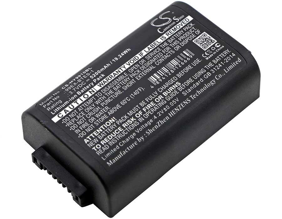 Honeywell 99EX-BTEC-1 Battery - BGHY9910BL2